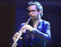 Jazz sous les Pommiers 2014 : Une soirée avec Emile Parisien