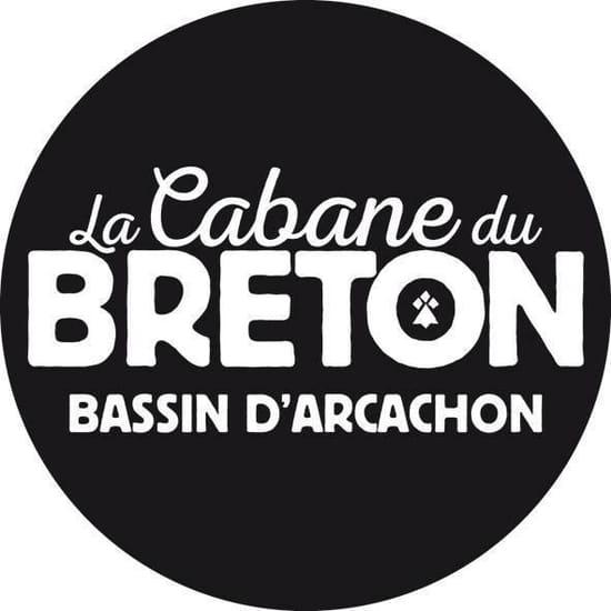 Restaurant : La Cabane du Breton  - Logo_LaCabaneduBreton_Arcachon -   © HD