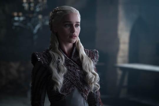 Daenerys: amoureuse de Jon Snow et désespérée par la mort d'un dragon dans GOT