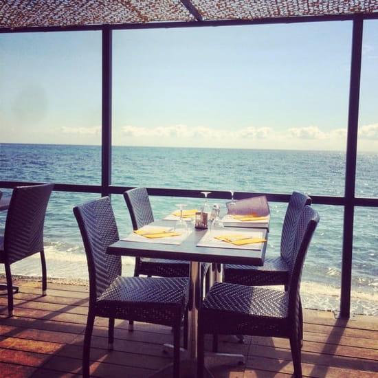 Restaurant : Pascal Paoli  - Restaurant les pieds dans l eau  -