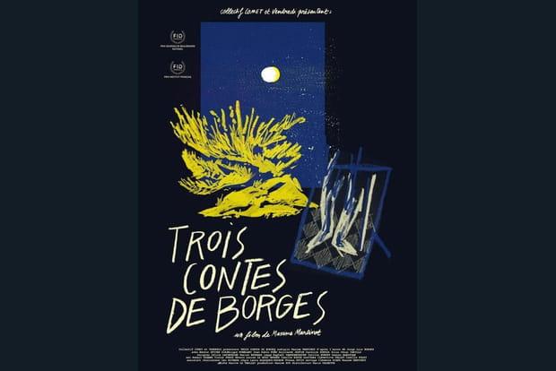 Trois contes de borges - Photo 1