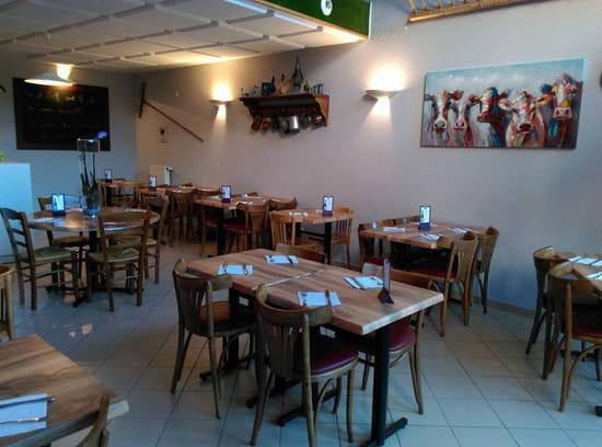 Restaurant : Auberge du Lavoir  - Le restaurant -   © Auberge du Lavoir