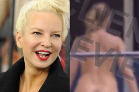 Sia: face au petit jeu d'un paparazzi, elle préfère montrer ses fesses