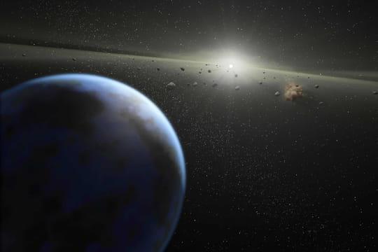 Astéroide 2012TC4: en 2079, il pourrait toucher la Terre