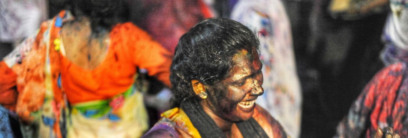 Holi en images: ce que cache la fête multicolore du printemps en Inde