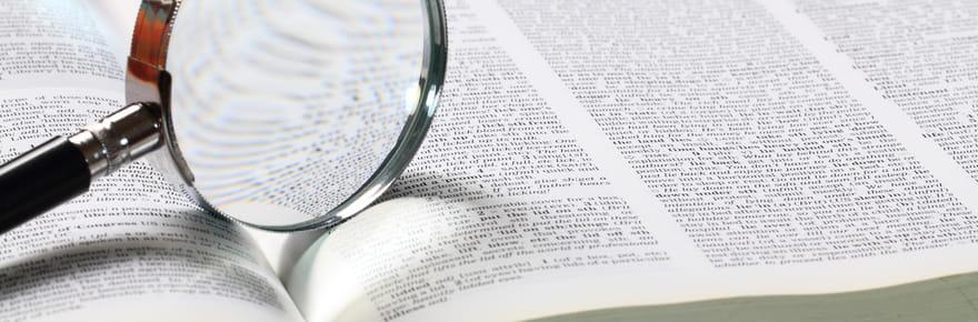 Ces mots perdus au fond de notre dictionnaire (et pourtant utiles)