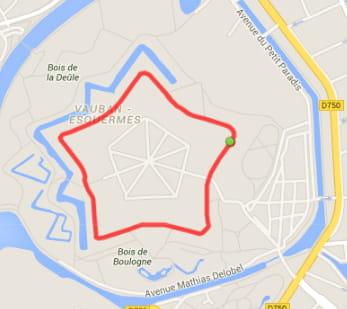 Lille : le parc de la Citadelle (2km)