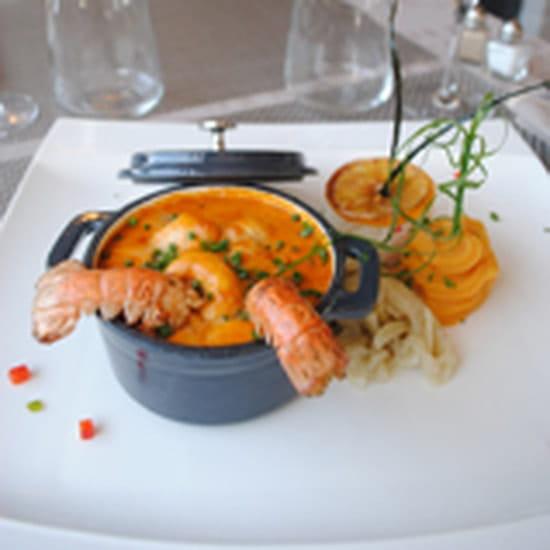 Restaurant Traditionnel le Lamparo Entre Terre et Mer  - Délice de la Mer -