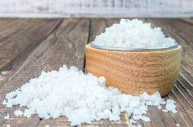 30façons d'utiliser le sel pour entretenir la maison et le jardin