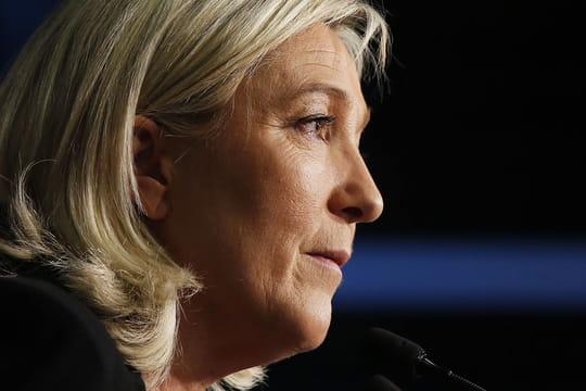 Marine Le Pen aurait pleuré après son débat avec Emmanuel Macron