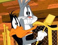 Looney Tunes Show : La guerre des frites. - Jour de fête