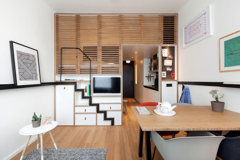 fermer une mezzanine. Black Bedroom Furniture Sets. Home Design Ideas