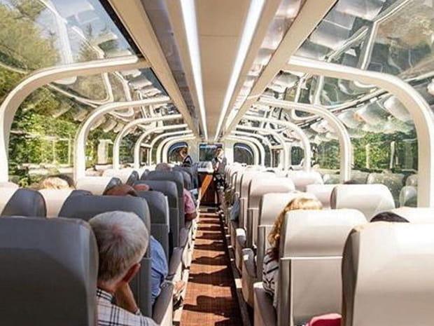 Embarquez à bord des plus beaux trains du monde