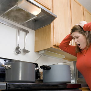 R cup rer une casserole br l e - Fond de casserole brule ...