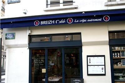Breizh Café   © L'Internaute Magazine / Julie Gerbet