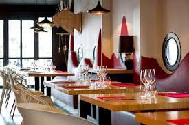 L'Echappée Belle  - Salle restaurant -   © hôtel