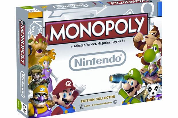 Monopoly Nintendo: les bons comptes de Mario