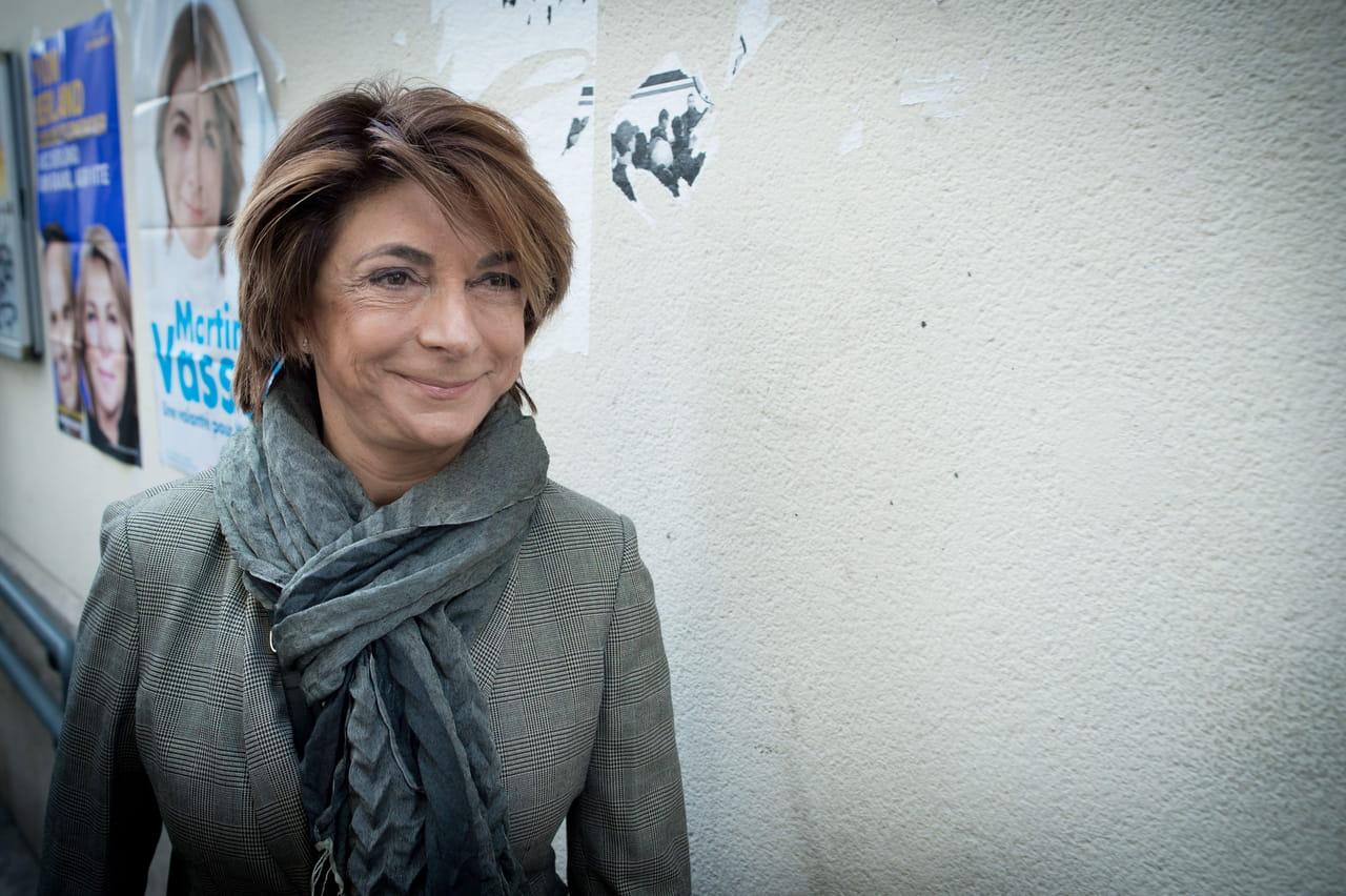 Résultat de Martine Vassalaux municipales à Marseille: battue par Michèle Rubirola au premier tour