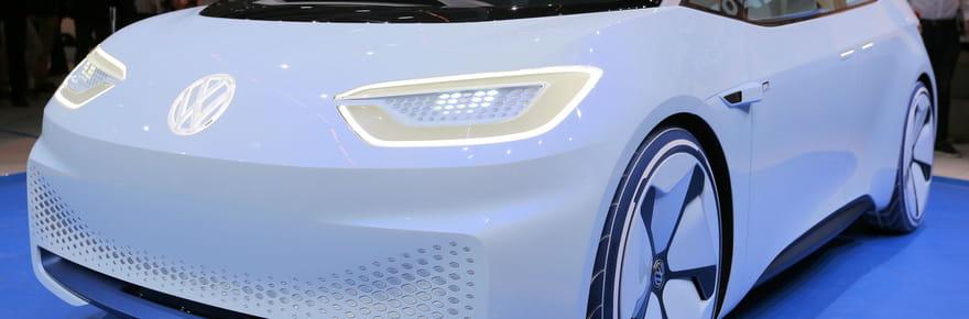 Volkswagen ID: les meilleures photos du concept électrique [Mondial de l'Auto]