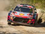 WRC : Rallye d'Estonie - Rallye d'Estonie