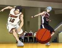 Kuroko's Basket : Ton basket