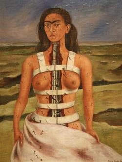 Colonne brisée Frida Kahlo