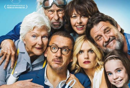 Dany Boon dévoile le casting de La Ch'tite Famille