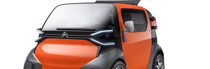 Les photos et infos sur l'étonnant Citroën Ami One Concept