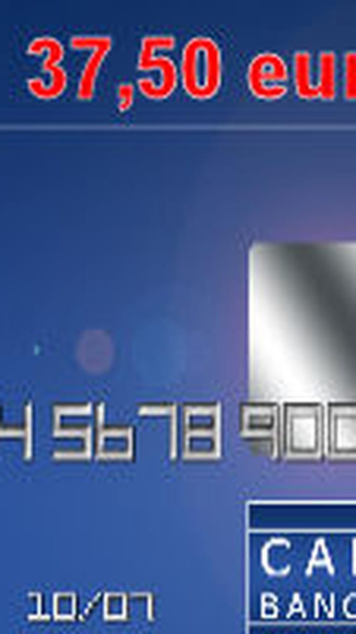 Plafond Carte Visa Electron Banque Postale