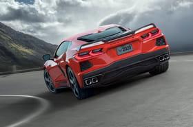 La nouvelle Chevrolet Corvette dévoilée