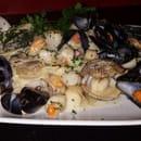 La Terrasse d'italie  - tagliatelles de la mer -