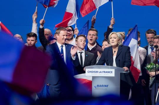 Gouvernement Marine Le Pen: Dupont-Aignan Premier ministre, et après?