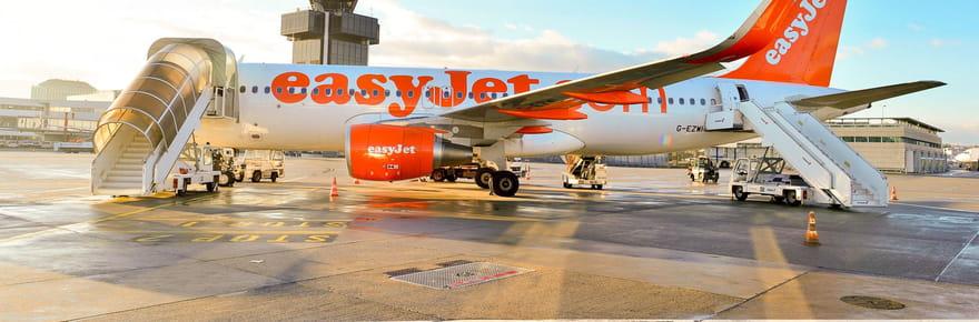 Easyjet: ivre, un passager attaque l'équipage, l'avion est dérouté