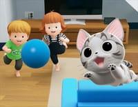 Chi mon chaton : Chi rencontre Yuri