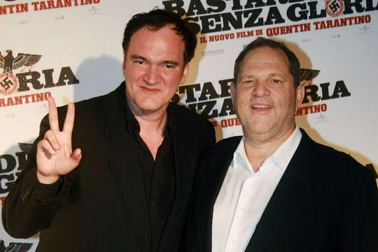 "Harvey Weinstein: Quentin Tarantino, ""sous le choc"", parlera bientôt"