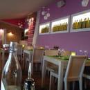 Restaurant : Little Princess  - Arrière salle avc une déci de charme  -