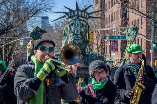 Saint-Patrick: l'édition 2020 annulée à cause d'un coronavirus?