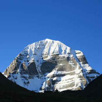 photos montagne du tibet