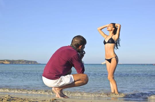 Photographier pour les banques d'images
