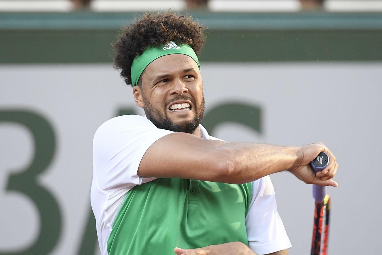 Roland-Garros - Jo-Wilfried Tsonga déclare forfait pour Roland-Garros