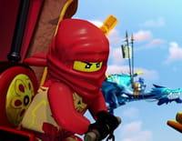 Ninjago : Les épreuves de la tombe