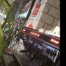 Restaurant : Kù de ta  - Le bar -