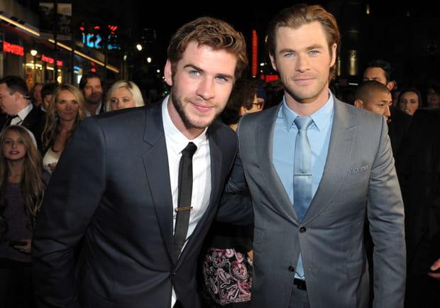 Liam Hemsworth est le frère de ChrisHemsworth