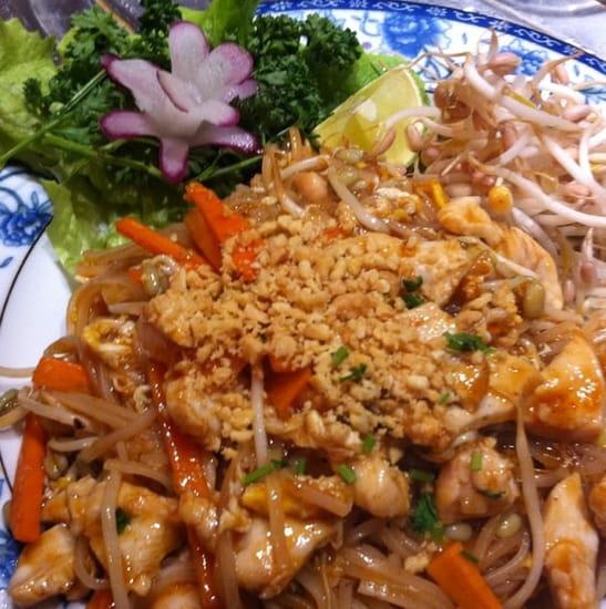 Plat : Sawasdee  - Phad thaï -