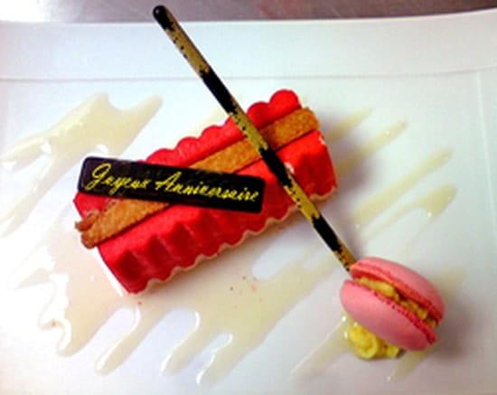 Le XII de Luynes  - Dessert gourmand -   © Pascal