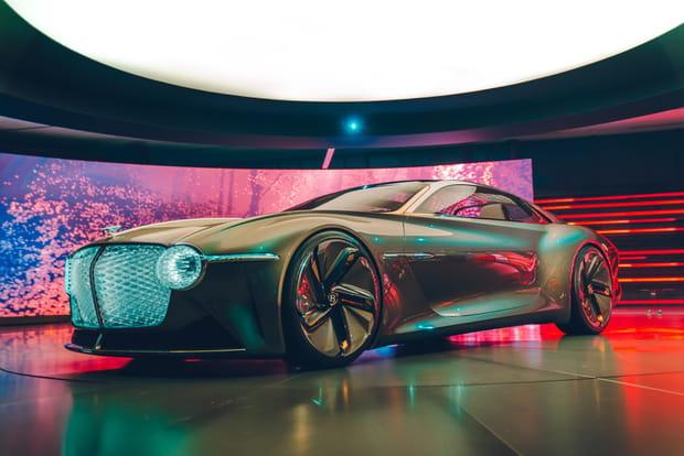 Bentley dévoile un concept car pour ses 100ans