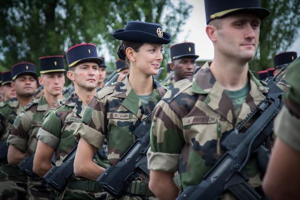 L'armée française, la plus féminisée des pays occidentaux