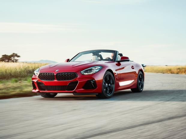 Les photos du roadster BMW Z4