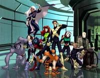 X-Men Evolution : Interspace