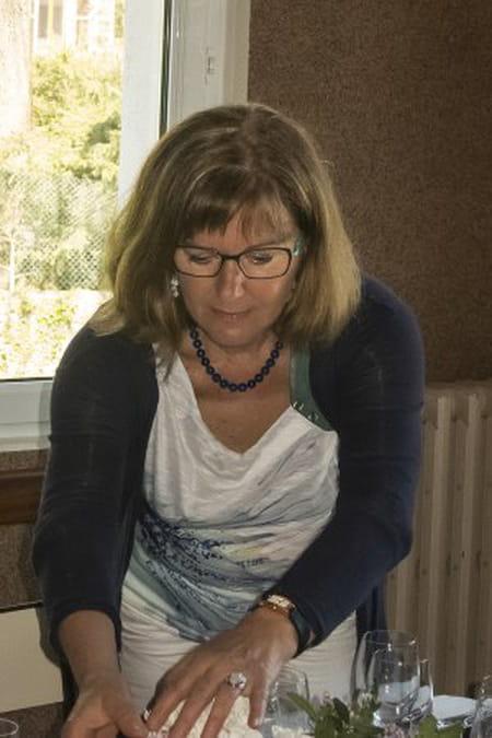 Evelyne Joudrier-Ides